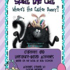 Easter Splat the Cat Mini-Unit with Craftivity