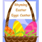 Easter Spring Rhyming Eggs