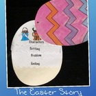 Easter Story Craftivity