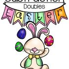 Easter Subtraction Center - Doubles Concept