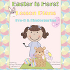 Easter Lesson Plans: Pre-K, Kindergarten - Art, Movement,