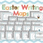 Easter Writing Maps