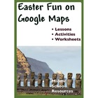 Easter with Google Maps