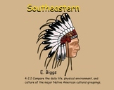 Eastern Native American Tribes - Smartboard