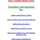 Easy Chapter Books Pack (Level L-O)