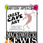 Easy Goin&#039; Art: Crazy Cave Paintings