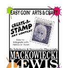 Easy Goin&#039; Art: Create-a-Stamp Design Project