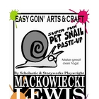 Easy Goin' Art: Pet Snail Project