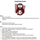 Easy Guide to Analyzing Poetry