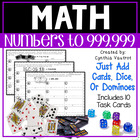 Easy-Peasy Prep Math Centers for Bigger Kids {numbers to 999,999}