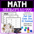 Easy-Peasy Prep Math Centers {numbers to 999}