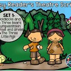 Easy Reader Reader&#039;s Theatre Fairy Tale Scripts for Primar