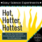 Easy Science Experiments:  Hot, Hotter, Hottest!