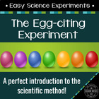 Easy Science Experiments:  The &quot;Egg-citing Egg-speriment&quot;