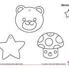 Easy Winter Craft Templates Complete Set (2, 3 & 4s) - Ado