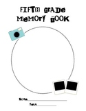 Easy and Fun Memory Book for Fifth Grade