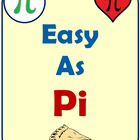 Easy as Pi (Pi Day)