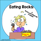 Eating Rocks: A Rocks and Minerals Freebie!