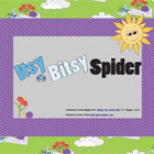 Ebook for Early Readers: Itsy Bitsy Spider (for iPad/iPhone)