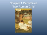 Ecce Romani I Chapter One Derivatives