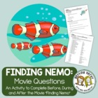 Ecology:  Finding Nemo Movie Questions