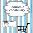 Economics Foldable