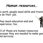 Economics Human Resources Powerpoint