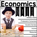 Economics Unit from Teacher&#039;s Clubhouse