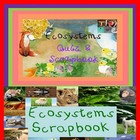 Ecosystems Quiz/Assess/Homework SPED/Autism/ELD