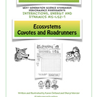 Ecosystems- Roadrunners and Coyotes