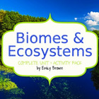 Ecosystems - A Complete Unit