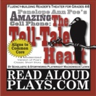 Edgar Allan Poe&#039;s Tell-Tale Heart Modernized Readers Theater