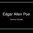 Edgar Allen Poe quotes