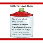 Edible Play-dough Recipe