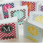 Editable Binder Covers - Polka Dot Classroom Decor