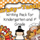 Editable Turkeytastic Writing