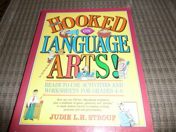 Educational games & activities: Hooked on Language Arts