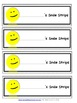 Effective Classroom Management: Student Smile Strips