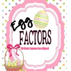 Egg Factors: Common Core Aligned