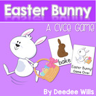 Egg Racers Easter CVCe Game and Memory Match