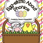 Egg-static About Phonics {Spring Themed Long &amp; Short Vowel