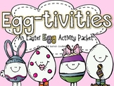 Egg-tivities: Math, Writing, and Literacy with Easter Eggs