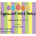 Eggcellent Word Family *Short E*