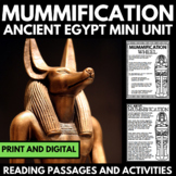 Egypt: 32 Pages of Fun and Engaging Activities and Project