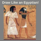 Egyptian Drawing & Hieroglyphics