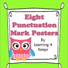Eight Owl Punctuation Posters