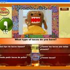 El Restaurante Spanish Vocabulary Digital Game