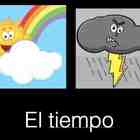 El Tiempo - Spanish Weather Week Unit