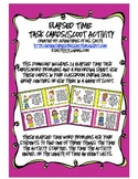 Elapsed Time Activity/Task Cards