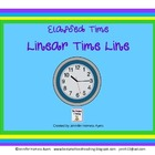 Elapsed Time Linear Time Line